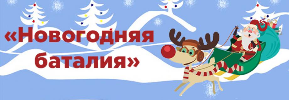 Изображение турнира Новогодняя баталия