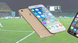 Акция: 100 iPhone 7 за 100 дней от Лиги Ставок