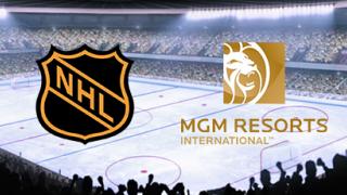 MGM Resorts стал первым официальным беттинг-партнером НХЛ