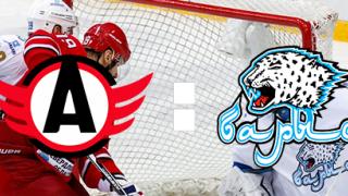 Автомобилист – Барыс: онлайн прямой эфир матча КХЛ, 27 января 2020 года