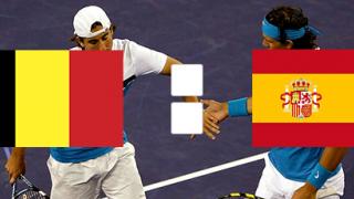 Бельгия – Испания: прямой онлайн эфир матча парного разряда с ATP Cup, 10 января 2020 года
