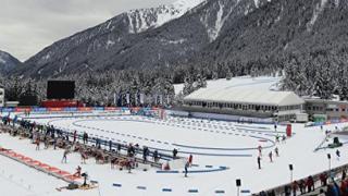 Прямой онлайн эфир биатлона, Кубок мира: мужчины, эстафета 4х7.5, Рупольдинг 18 января 2020 года