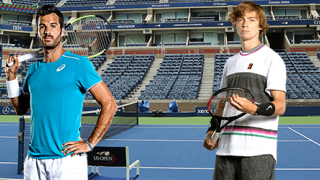 Сальваторе Карузо – Андрей Рублев: онлайн прямой эфир матча на US Open 2020, 5 сентября 2020 года