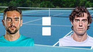 Марин Чилич – Гвидо Пелья: прямой онлайн эфир матча с ATP Cup, 8 января 2020 года