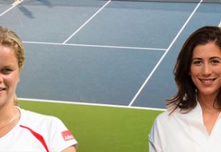 Ким Клийстерс – Гарбин Мугуруса: онлайн прямой эфир на WTA Дубай, 17 февраля 2020 года