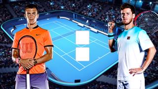 Борна Чорич – Диего Шварцман: прямой онлайн эфир матча с ATP Cup, 8 января 2020 года