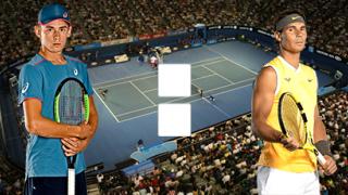 Алекс Де Минаур – Рафаэль Надаль: прямой онлайн эфир матча с ATP Cup, 11 января 2020 года