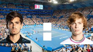 Пьер-Юг Эрбер – Андрей Рублев: прямая онлайн трансляция матча ATP Доха, 10 января 2020 года
