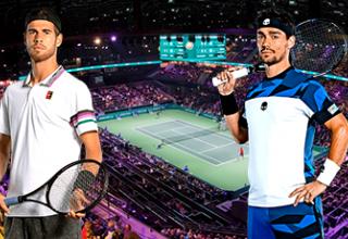 Карен Хачанов – Фабио Фоньини: онлайн прямой эфир матча ATP Роттердам, 11 февраля 2020 года