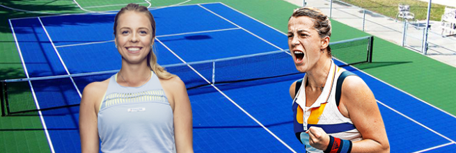 Аннет Контавейт – Анастасия Павлюченкова: онлайн прямой эфир на WTA Дубай, 19 февраля 2020 года