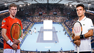 Киммер Коппеянс – Роберту Баутиста-Агут: прямой онлайн эфир матча с ATP Cup, 10 января 2020 года