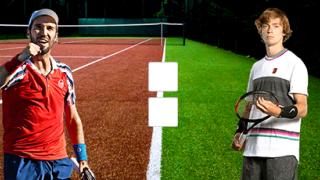 Михаил Кукушкин – Андрей Рублев: прямой онлайн эфир матча с ATP Доха, 8 января 2020 года
