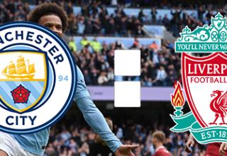 Прогноз на матч «Манчестер Сити» – «Ливерпуль»: встреча лидеров АПЛ