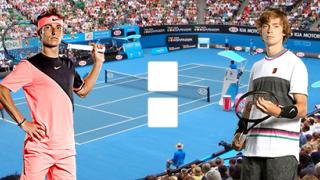 Корентен Мутэ – Андрей Рублев: прямой онлайн эфир финального матча на ATP Доха, 11 января 2020 года