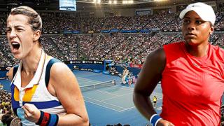 Анастасия Павлюченкова – Тейлор Таунсенд: онлайн прямой эфир матча на Австралиан Оупен 2020, 23 января 2020 года