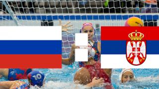 Россия – Сербия, женщины: прямой эфир матча чемпионата Европы 2020 по водному поло