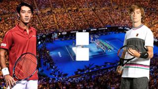 Юити Сугита – Андрей Рублев: онлайн прямой эфир матча на Австралиан Оупен 2020, 23 января 2020 года