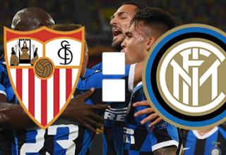 Финал Лиги Европы. «Севилья» – «Интер»: команды будут играть от обороны