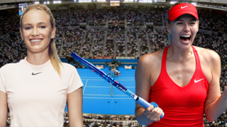 Мария Шарапова – Донна Векич: онлайн прямой эфир матча на Австралиан Оупен 2020, 21 января 2020 года
