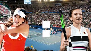 Айла Томлянович – Симона Халеп: онлайн прямой эфир матча на WTA Аделаида, 14 января 2020 года