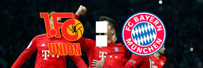 Прогноз на матч «Унион Берлин» – «Бавария»: гости одержат уверенную победу