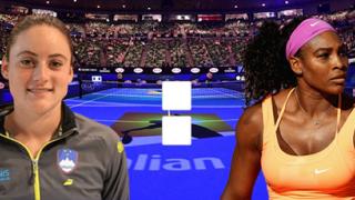 Серена Уильямс – Тамара Зиданшек: онлайн прямой эфир матча на Австралиан Оупен 2020, 22 января 2020 года