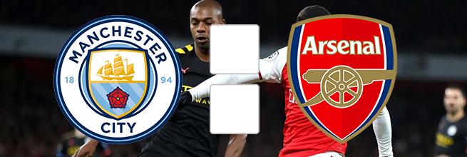 Прогноз на матч «Манчестер Сити» – «Арсенал»: «горожане» выиграют в результативной игре