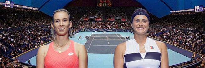 Элиза Мертенс – Арина Соболенко: онлайн прямой эфир на WTA Дубай, 19 февраля 2020 года