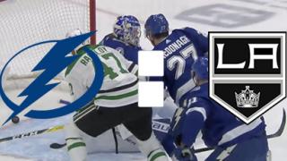 Тампа Бэй Лайтнинг – Лос-Анджелес Кингз: онлайн прямой эфир матча НХЛ, 15 января 2020 года