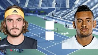 Стефанос Циципас – Ник Кирьос: прямой онлайн эфир матча с ATP Cup, 7 января 2020 года