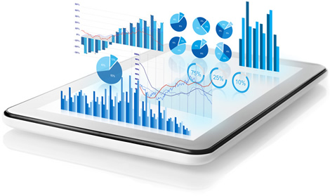 Широкий выбор инструментов для оценки статистики
