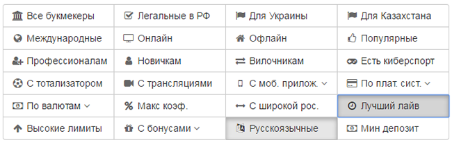 Prognoznado.ru запустил «Рейтинг букмекеров»
